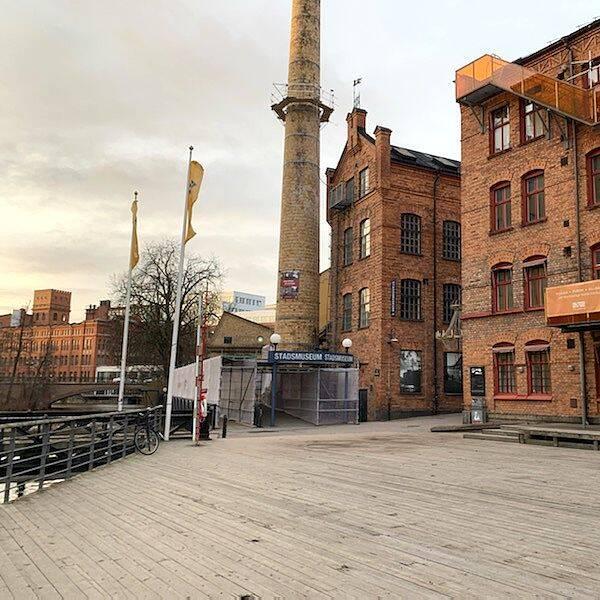 Stadsmuseet Norrköping. Stadsmuseeum Norrköping