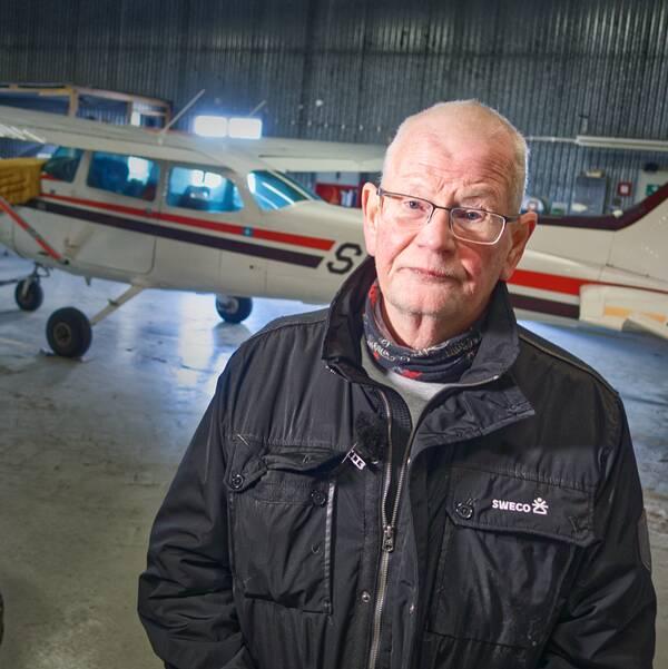 Anders Kedbrant, Gävlebygdens flygklubb.