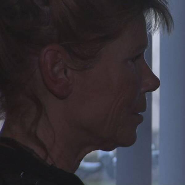I klippet berättar Susanne om livet efter Linn.