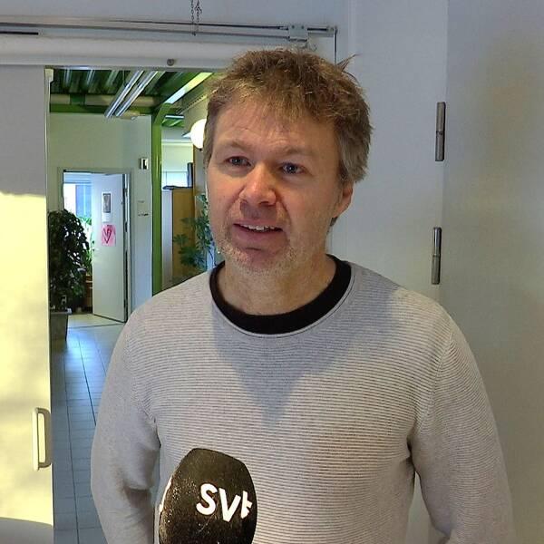 Stephan Stenmark, smittskyddsläkare