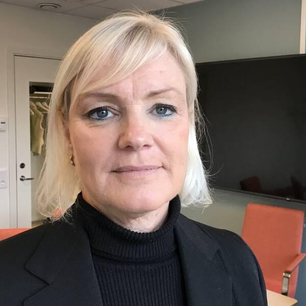 Karin Olanders, kultur- och fritidsdirektör i Linköping