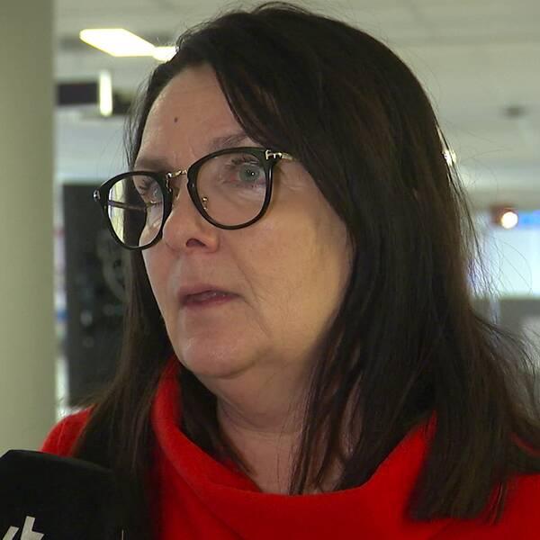 Lena Hertzberg, enhetschef för arbetsförmedlingen i Värmland