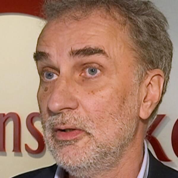 Fredrik Beijer, rättschef på Migrationsverket.