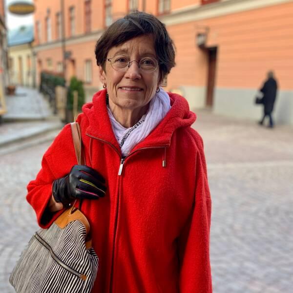Anna Singer är en av de Uppsalabor som saknar snön.