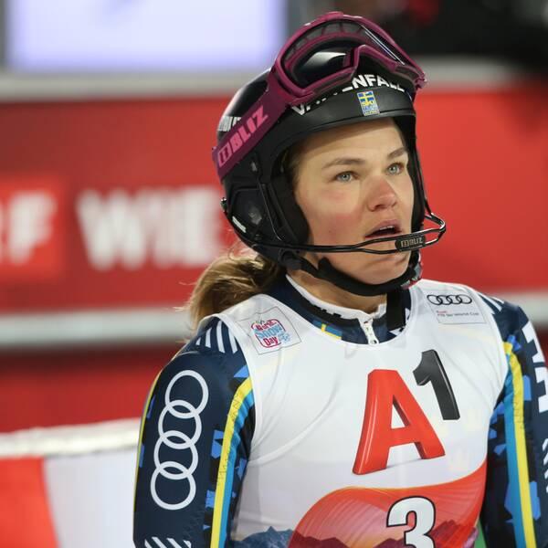Anna Swenn-Larsson, till vänster.