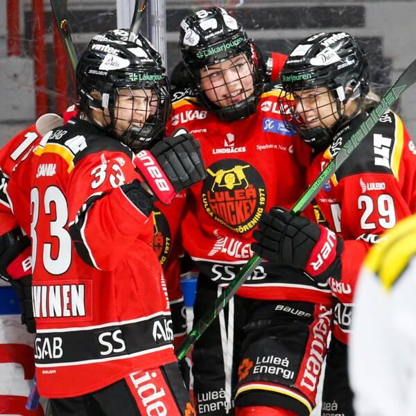 Luleå är klar för final mot HV71