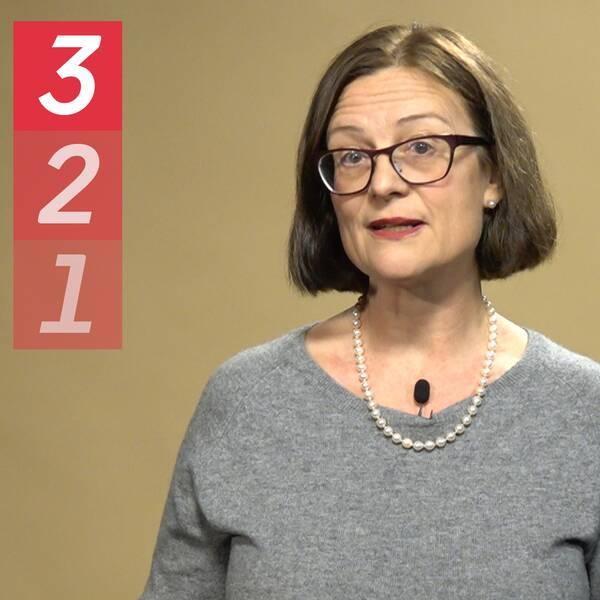 Professor Jovanna Dahlgren.