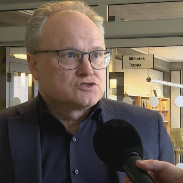 Regionrådet Glenn Nordlund (S).