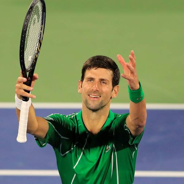 Novak Djokovic donerar miljoner med anledning av coronapandemin.