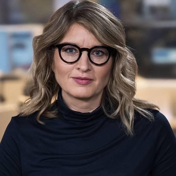 SVT:s ekonomikommentator Johanna Cervenka analyserar H&M:s senaste kvartalsrapport.