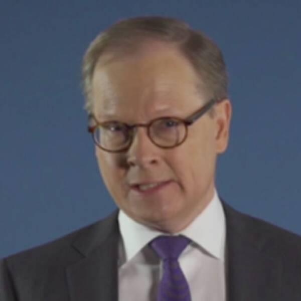SVT:s inrikespolitiske kommentator Mats Knutson om kungens tal