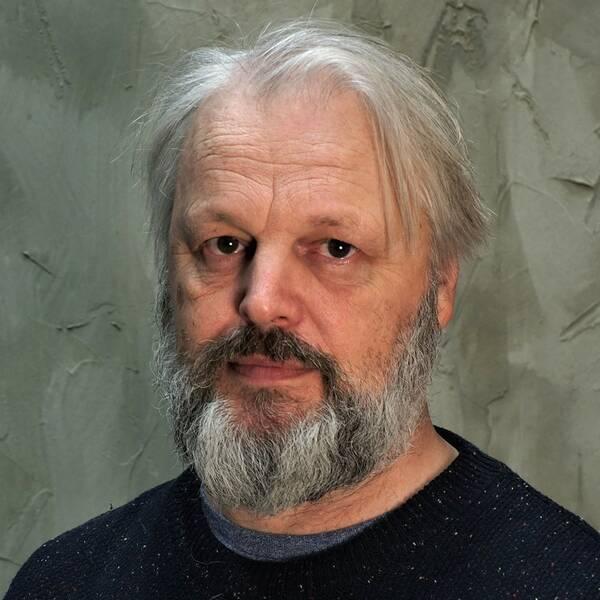 Lasse Lampers, redaktör för SVT:s Veckan Brott.