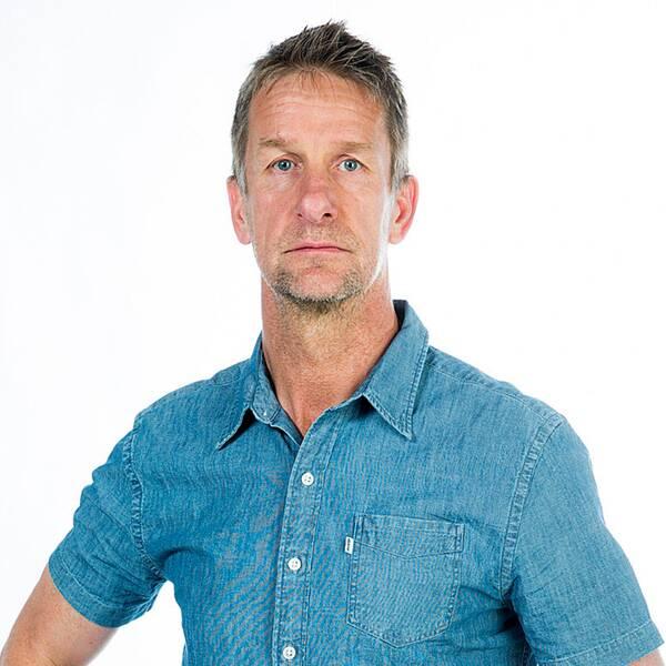 Peter Johansson är en av journalisterna vars arbete har plagierats i Svenska Mordhistorier.