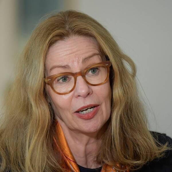 Swedbanks vd och koncernchef Birgitte Bonnesen delges misstanke i Swedbankutredning.