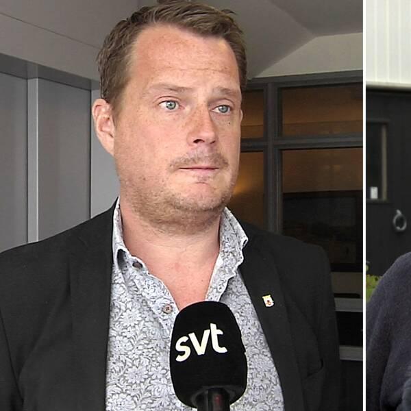 S-toppen Michael Karlssons agerande förvånar förvaltningsexperten Jan Turvall.