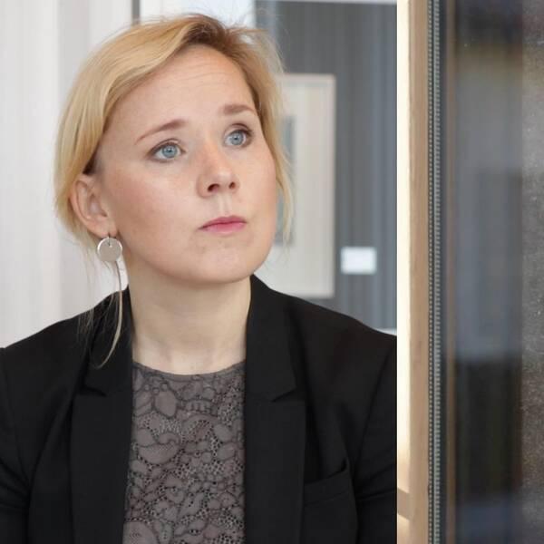 Caroline Hoffstedt (S)