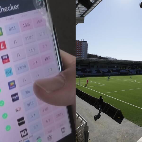 SVT Sports enkät visar att det finns en hel del matchfixning i svensk fotboll.