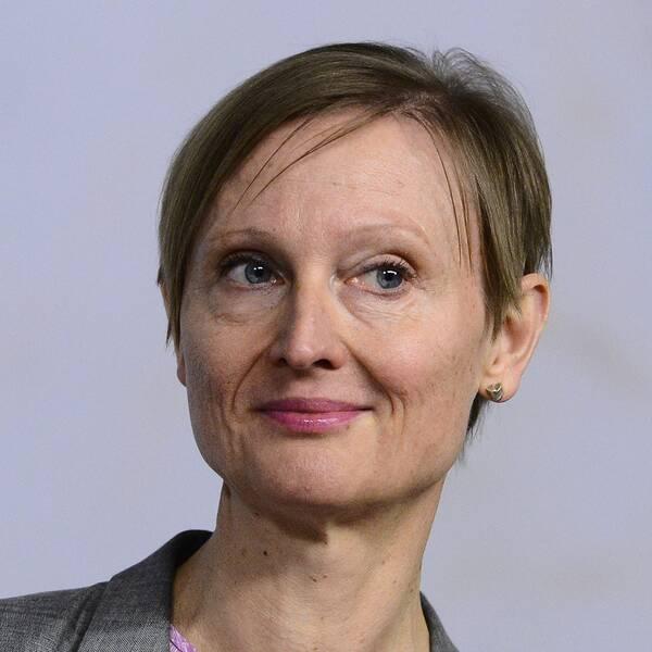 Tillväxtverkets generaldirektör Gunilla Nordlöf.