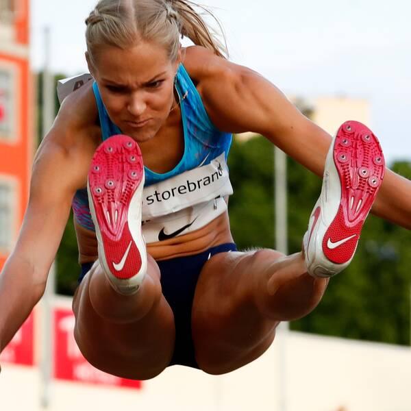 Darja Klisjina står över årets sommarsäsong.