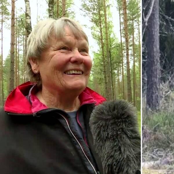 Motionären Mona Axelsson