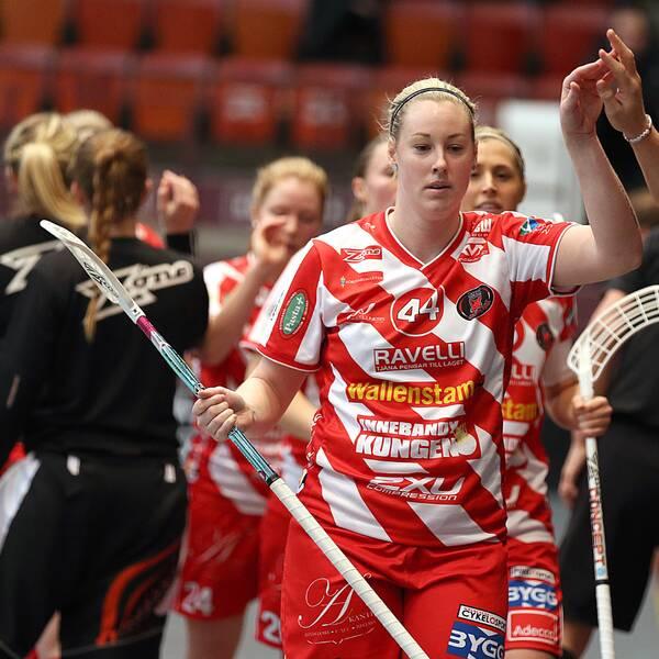 Isabella Krantz lägger ned den aktiva karriären.