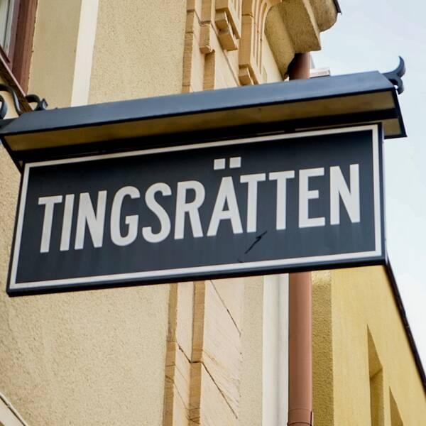 Norrköpings tingsrätt.