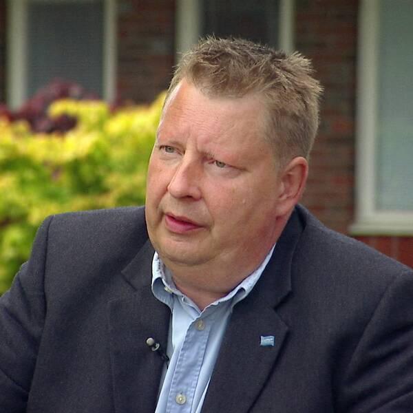 """""""Personal kan alltid kontakta den politiska ledningen"""", säger Per Lawén, kommunalråd i Forshaga kommun."""