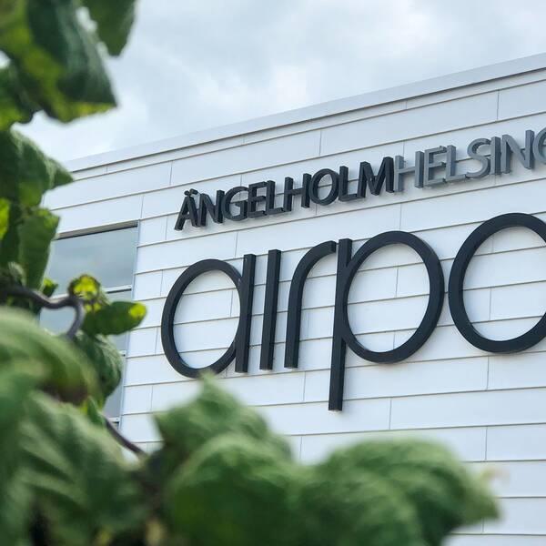 Bild på Ängelholm Helsingborgs flygplats