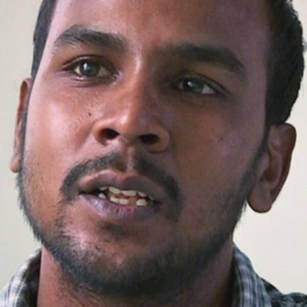 "Busschauffören Mukesh Singh i SVT-dokumentären: ""Hon borde låtit våldtäkten ske""."