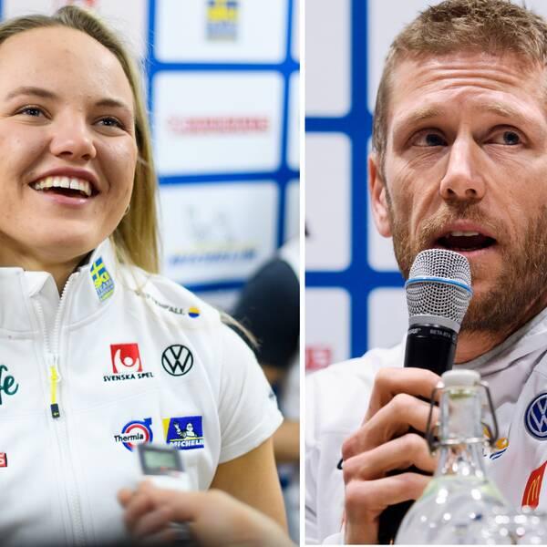Linn Svahn har bara gott att säga om Ola Ravald.