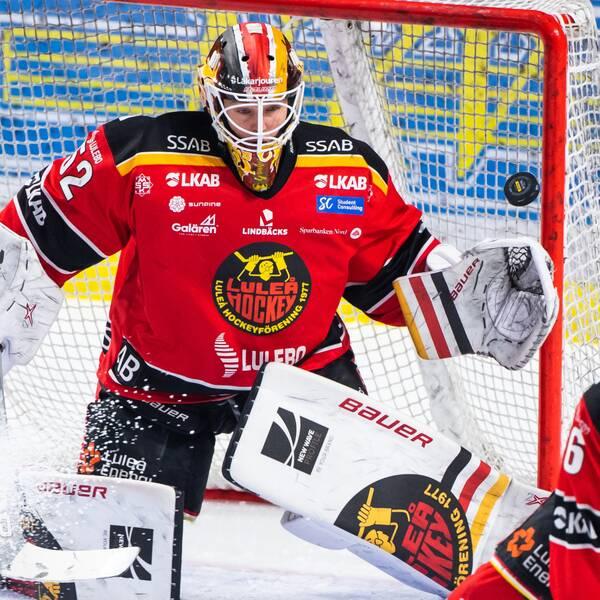 Luleå Hockey i en SDHL-match
