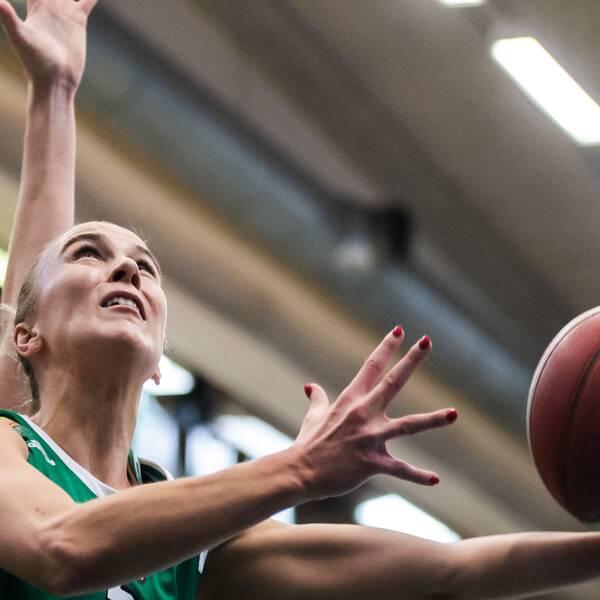 Ellen Åström siktar högt i sin nya klubb