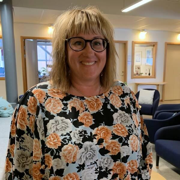 Anette Eikelboom Sällström, enhetschef fritidsenheten