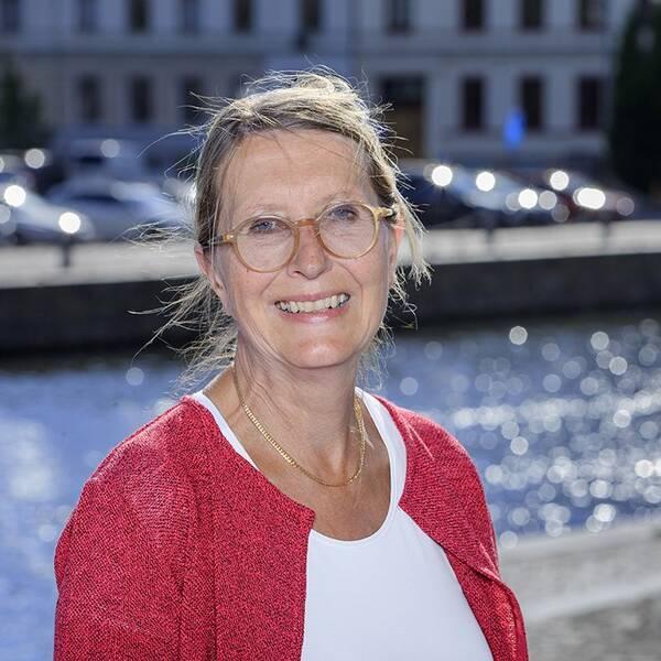 Katharina Stibrant Sunnerhagen är professor i rehabiliteringsmedicin vid Sahlgrenska universitetssjukhuset i Göteborg och ingår i regionens särskilda covidrehabiliteringsteam.