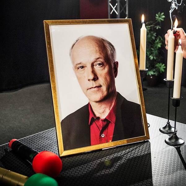 Nils Horner sköts till döds på öppen gata i Kabul, Afghanistan, 2014.