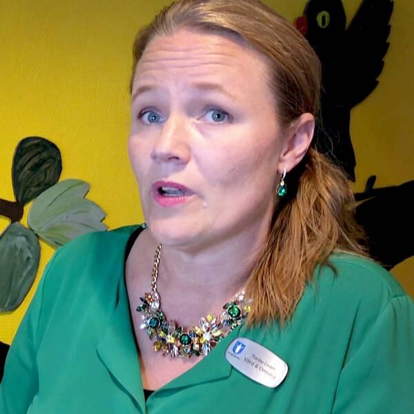 Therése Lindén, social samordnare Kungsbacka kommun, berättar hur kommunen kommer agera för att se till att liknande händelser inte inträffar igen.