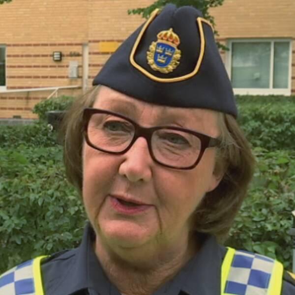 Brand på förskola i Hjärup och polisens Ewa-Gun Westford