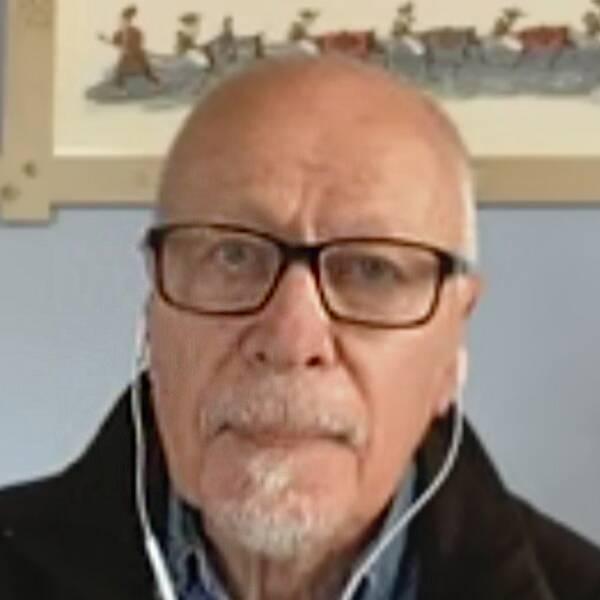 Sven-Erik Alhem, före detta överåklagare.