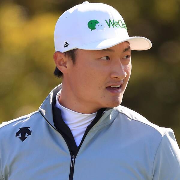Li Haotong leder PGA-mästerskapet.