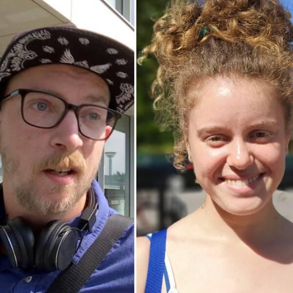 Flera av de studenter SVT pratar med är tveksamma till att delta i årets nollning.