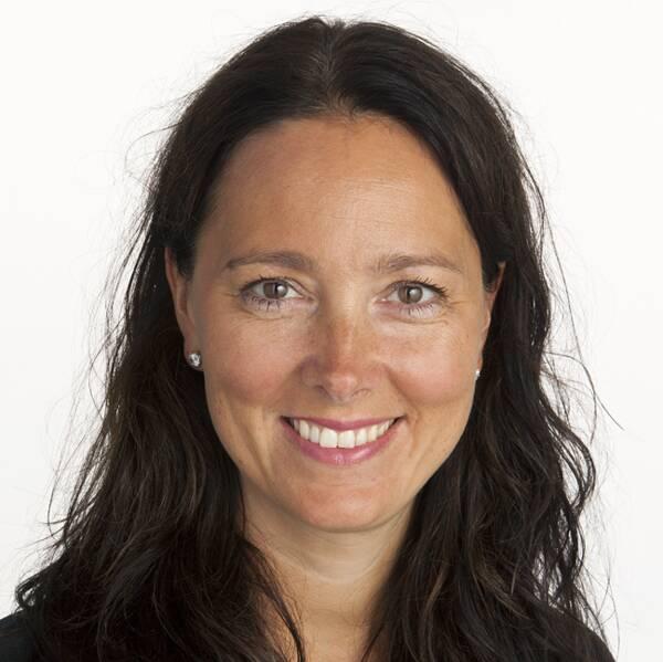Cecilia Söderberg-Nauclér, professor i mikrobiell patogenes.