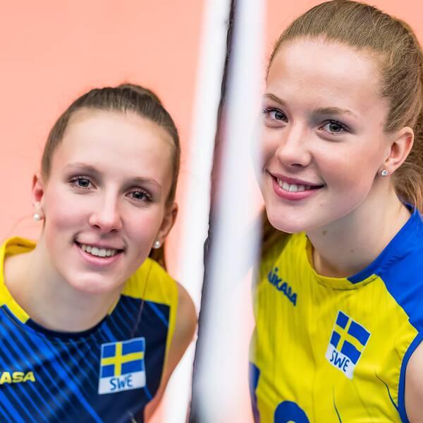 Anna och Isabelle Haak ställs mot varandra i Champions League.