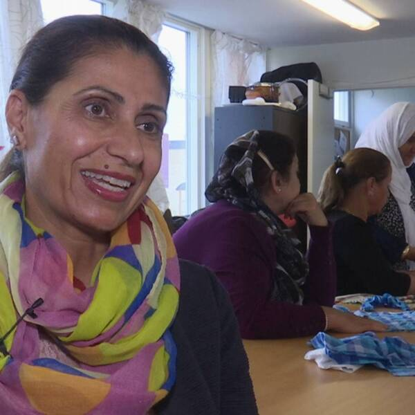 – Det finns alltid någon att hjälpa, säger eldsjälen Noorhie Halim som nu är nominerad till Årets Sola.