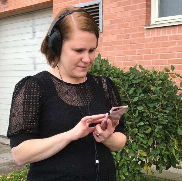 Karoline Bransell, kulturutvecklare i Finspång
