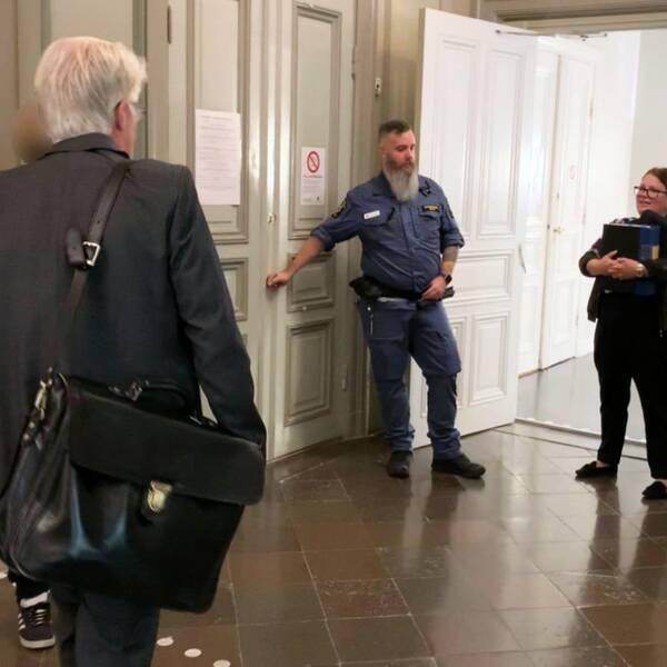 Försvarsadvokat Torgny Palm Karlskrona