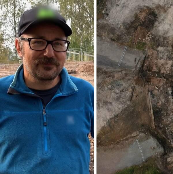 Greger Brennström Dalarnas museum arkeologi kopparhytta