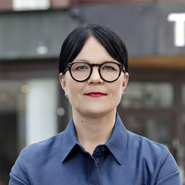 Therese Svanström, ordförande TCO