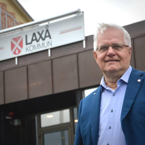 Bo Rudolfsson, (KD) kommunstyrelsens ordförande i Laxå.
