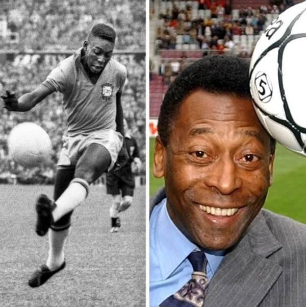 Pelé fyller 80 år.