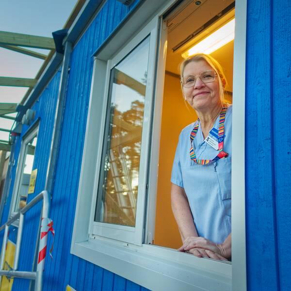 Susanne Andersson, vårdenhetschef akutmottagning, region gävleborg.